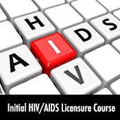 Initial HIV/AIDS Licensure Course Now Available Online