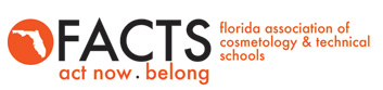 Florida Association of Cosmetology & Technical Schools Logo